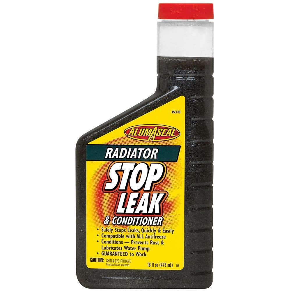 Best Radiator Stop Leak Reviews - 2016 Edition