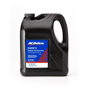 acdelco transmission fluid