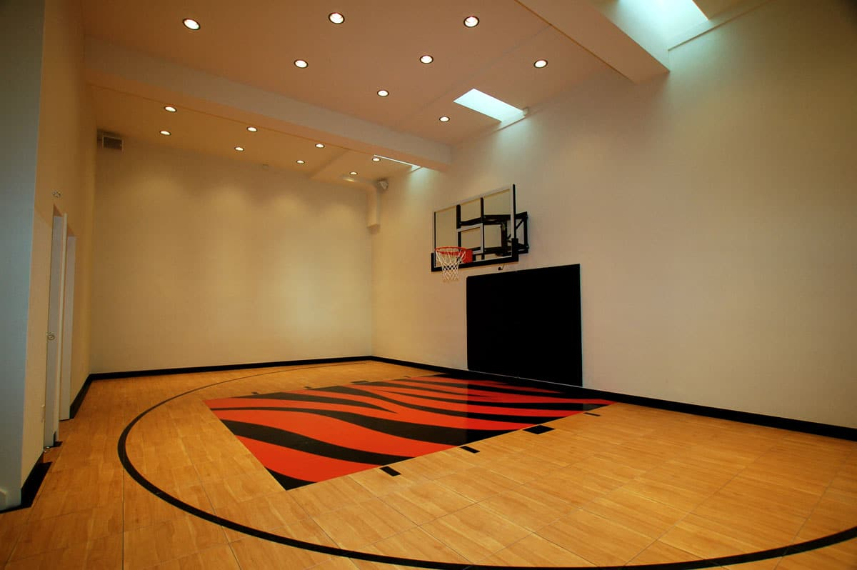 Best outdoor basketball best indoor basketball 2017 for How much would an indoor basketball court cost