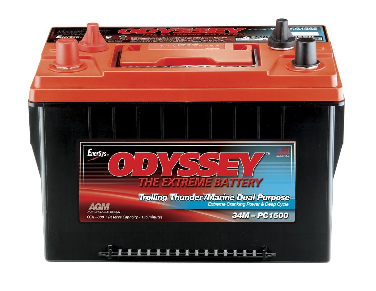 Best marine battery reviews 2016 edition for Marine trolling motor batteries