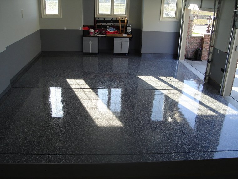 best garage floor coating epoxy and paint 2017
