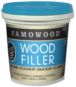 best wood filler