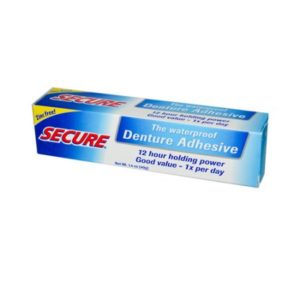 best denture adhesive