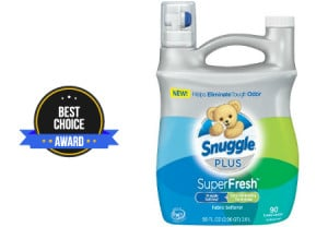 best fabric softener