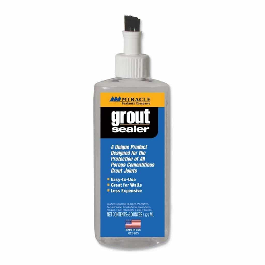 Best Kitchen Tile Grout Sealer