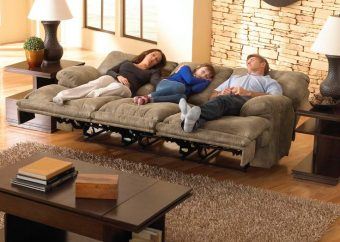 best reclining sofa