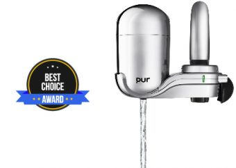 best faucet water filter