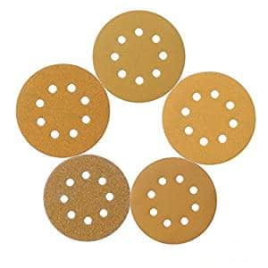 best sanding disc for removing epoxy