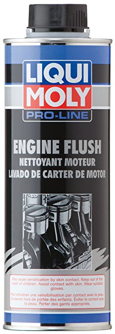 best engine flush product