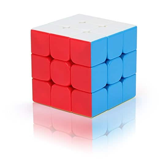 best 3x3 stickerless speed cube