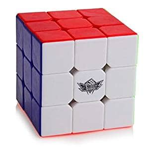 best 3x3 stickerless cube