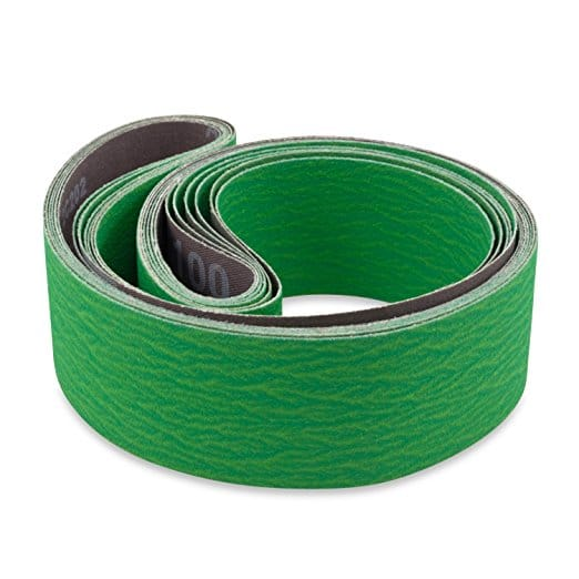 best sanding belt for metal