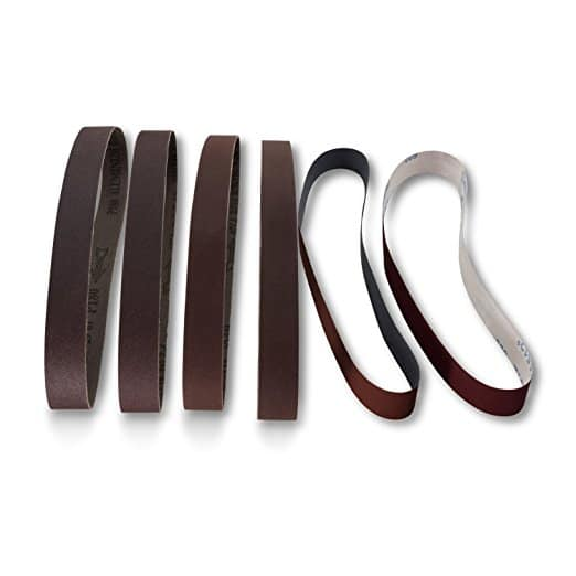 best sanding belt for knife sharpening