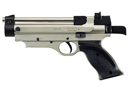 best spring loaded airpistol