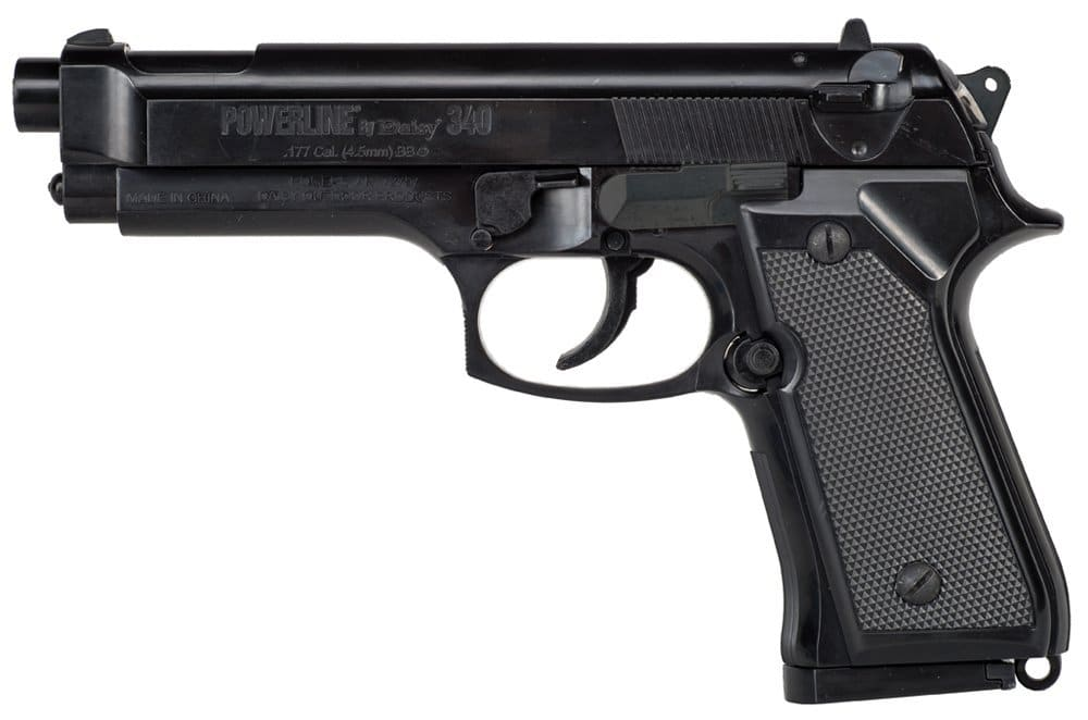 best spring loaded airsoft pistol
