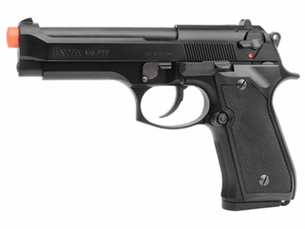 best gas blow back airsoft pistol
