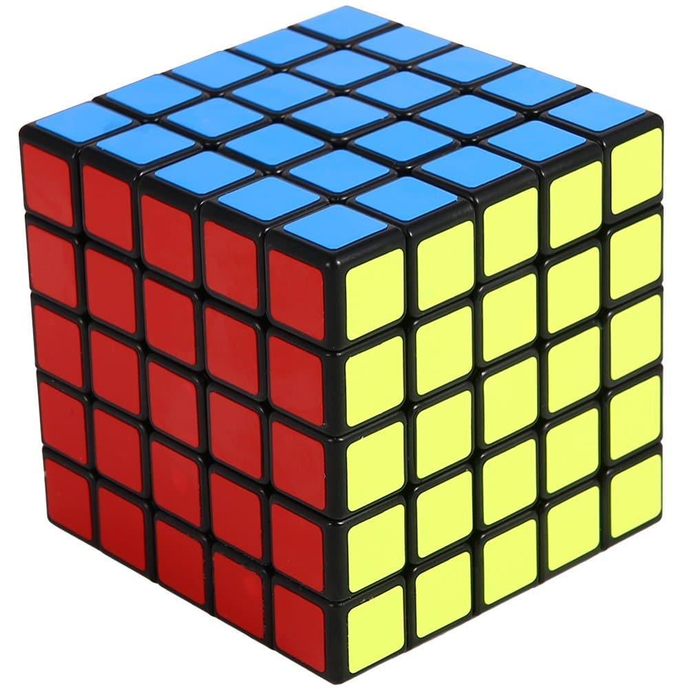 best 5 x 5 rubik's cube