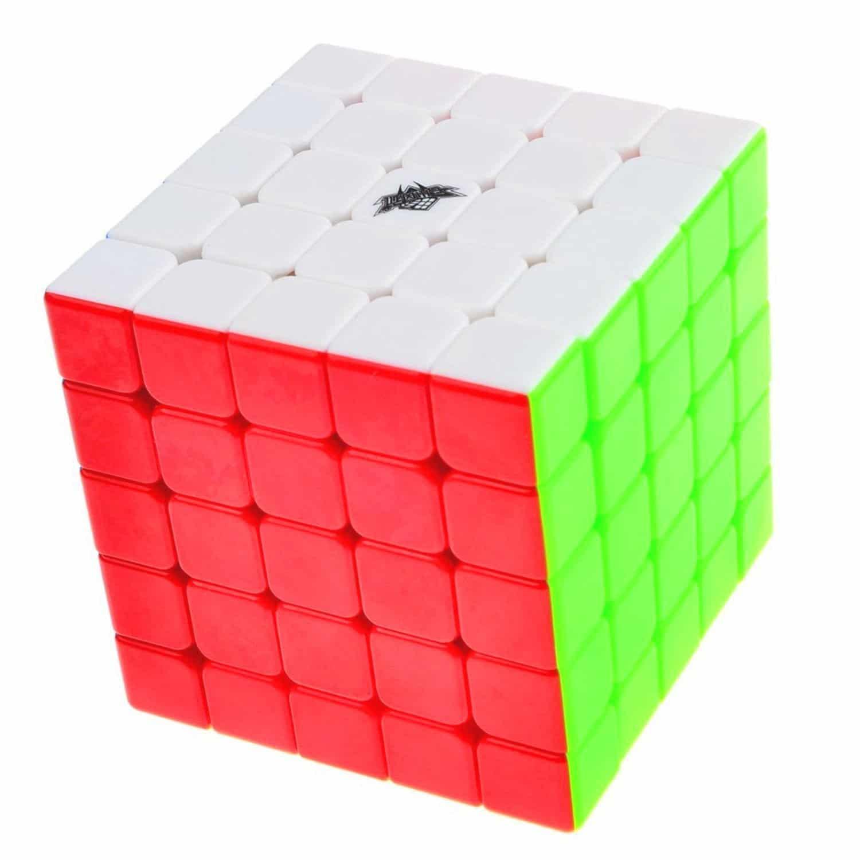 best 5 x 5 sticker less cube