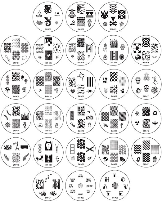 best selling stamping plates