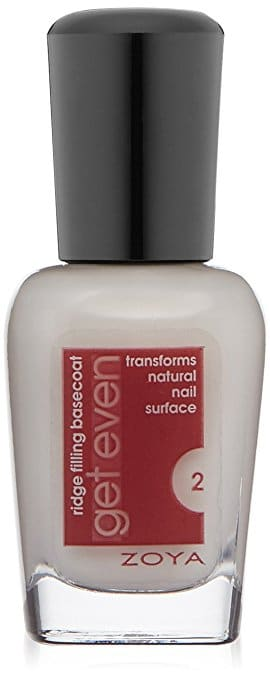 best nail polish base coat ridge filler