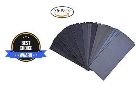 best sandpaper for metal