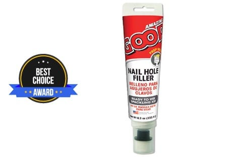 best nail hole filler for trim
