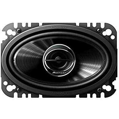 best 4x6 speakers for bass