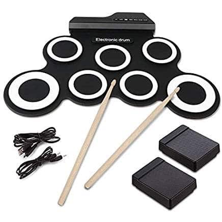 best practice pad drum set