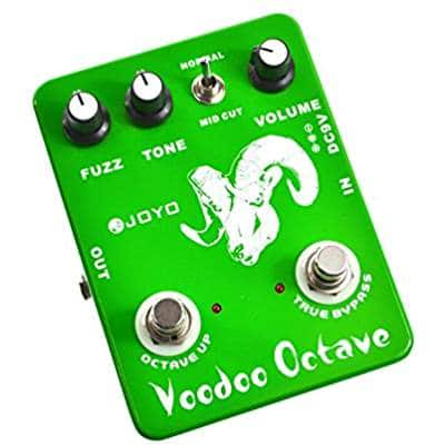 best octave fuzz pedal