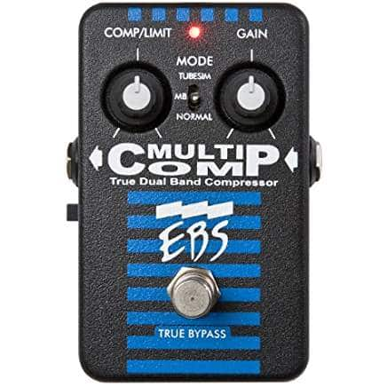 best bass compression pedal