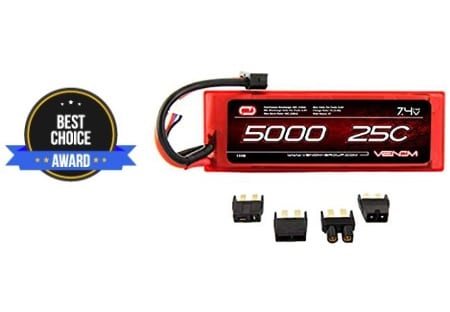 best 2S LiPo battery reliable