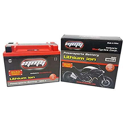 best battery for harley softail