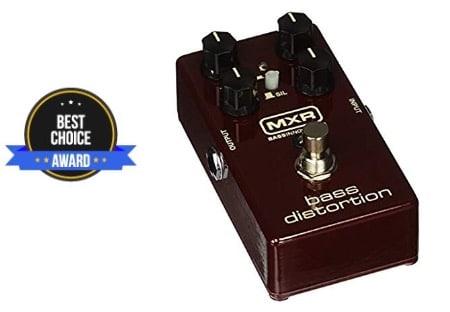 best bass distortion pedal