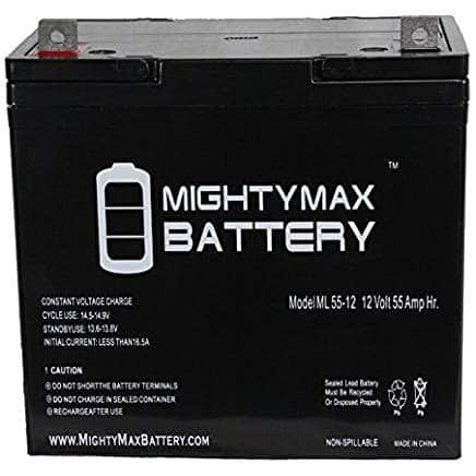 best battery for lawn tractor