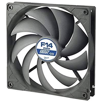 best 140mm case fan with PWM