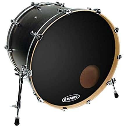 best resonant bass drum head
