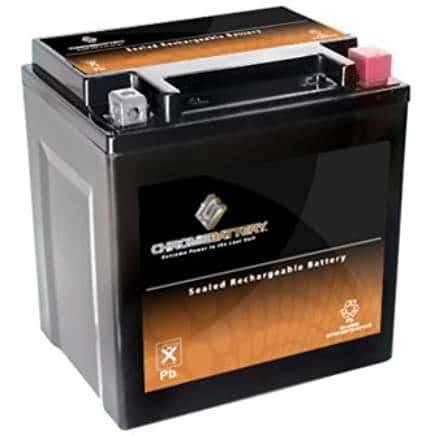 best harley davidson battery
