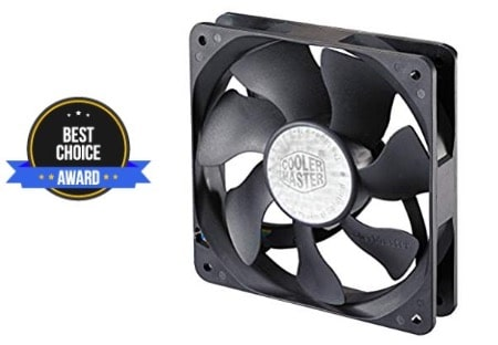 best 120mm radiator fan