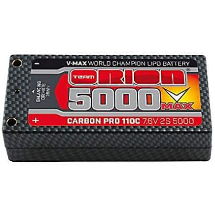 best 2S LiPo battery for racing