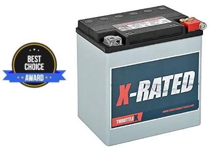 best battery for harley davidson