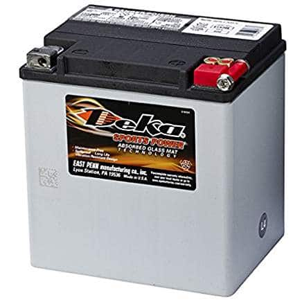 best motorcycle battery for Harley