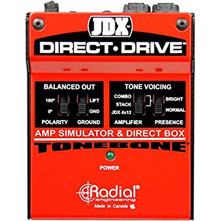 best amp simulator pedal