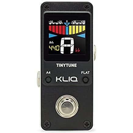 best bass tuner pedal