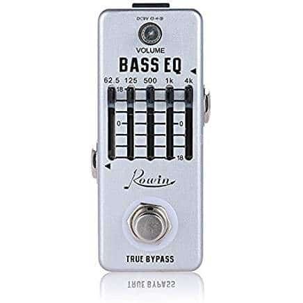 best bass eq pedal