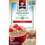 best organic oatmeal