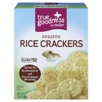 best rice crackers