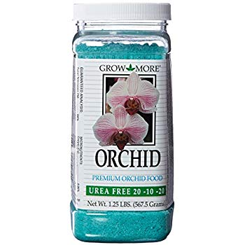 best orchid fertilizer