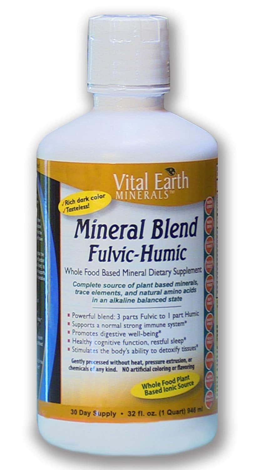 best fulvic acid supplement