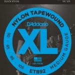best tapewound bass strings