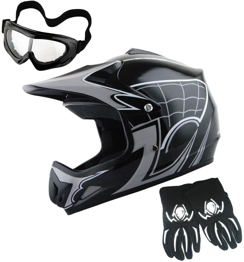 The WOW Youth Motocross Helmet